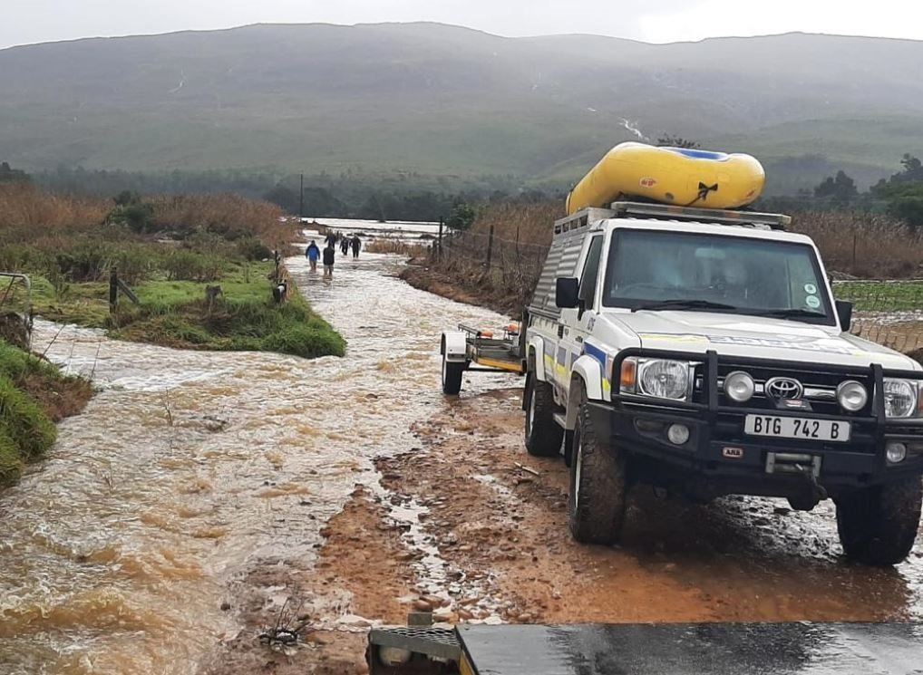 Cape storms: City of Cape Town assessing measures to curb flooding, mudslides