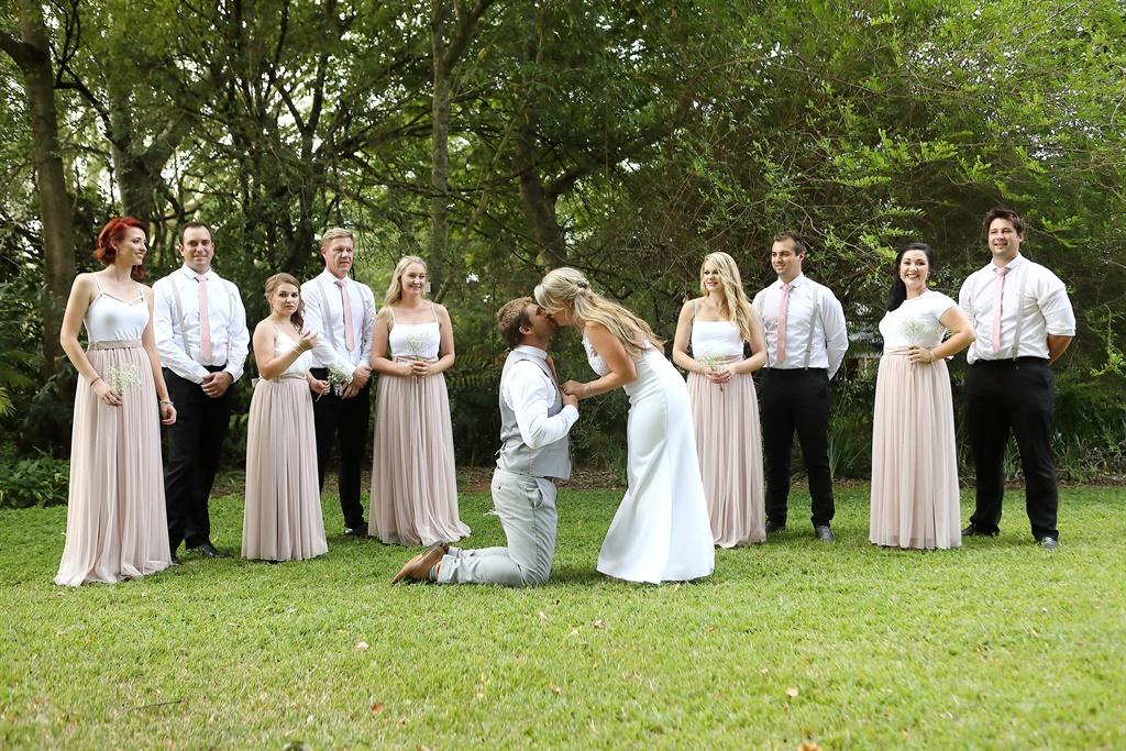 Deon and Jani Helberg Wedding
