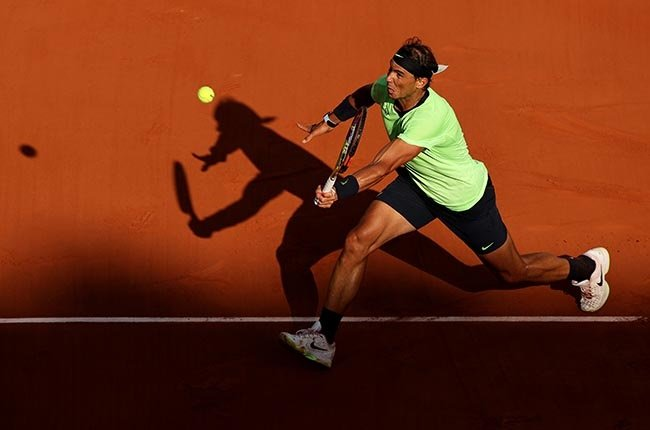 Rafael Nadal. (Photo by Clive Brunskill/Getty Images)