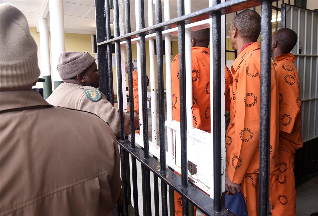 1 217 inmates and 1 028 officials infected with Covid-19, recoveries at 74% - Correctional Services - News24