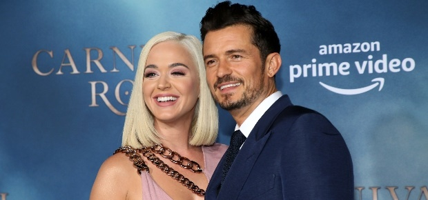 Katy Perry and Orlando Bloom. (Photo: Getty/Gallo Images)