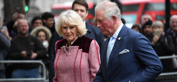 Prince Charles reunited with Camilla  (PHOTO: Getty Images/Gallo Images)