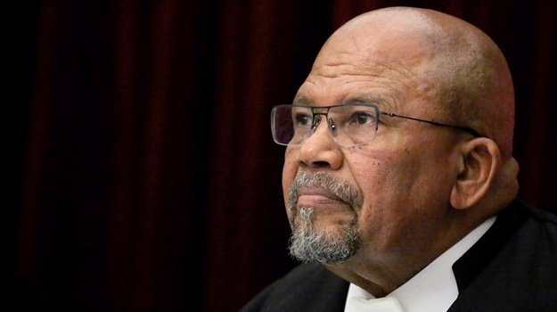 Former president of the Supreme Court of Appeal, Justice Lex Mpati (AFP)