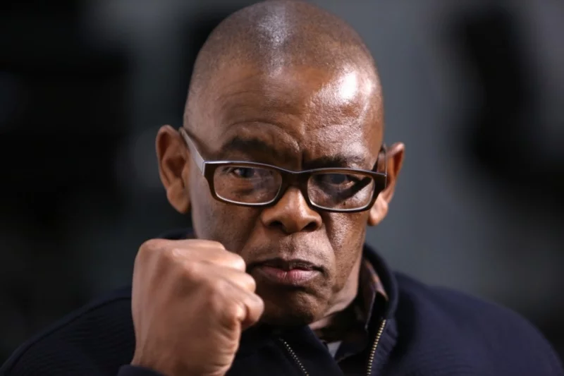 Ace Magashule. Picture: News24