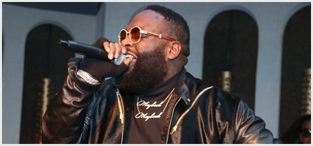 Rick Ross. (Photo: Getty Images/Gallo Images)