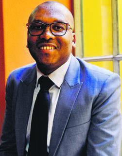 Gauteng Health MEC Bandile Masuku. Picture: Cebile Ntuli