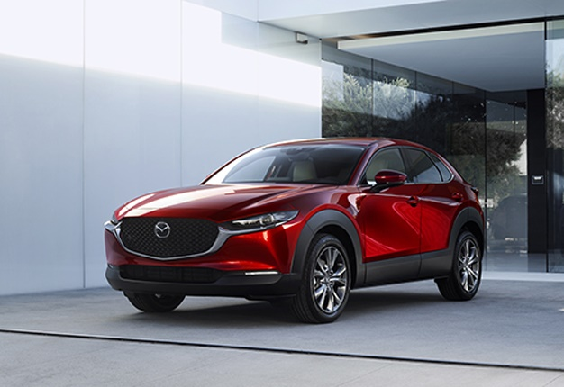 mazda,cx-30,new models,crossover,suv