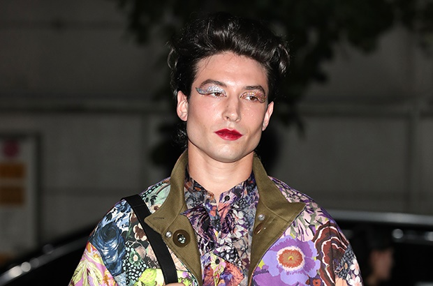 Video emerges of Ezra Miller allegedly choking a woman - Channel 24