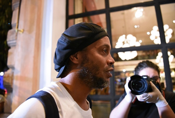 Ronaldinho and brother out of Paraguay jail after paying R29 million in bail - News24
