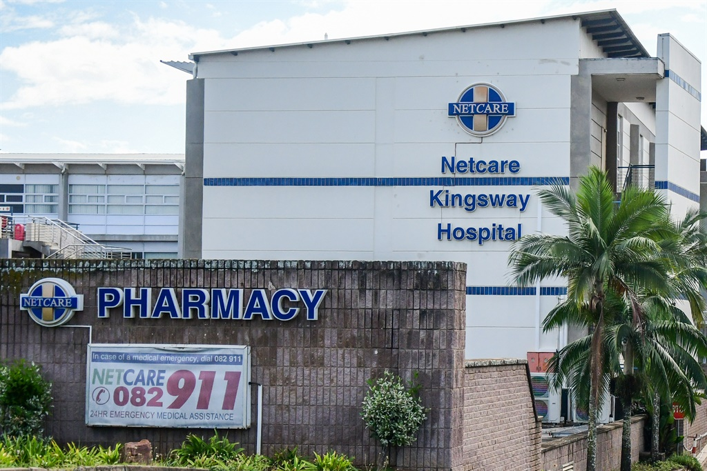 Netcare Kingsway Hospital in Durban.
