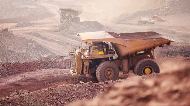 Kumba is the largest iron ore producer in Africa.