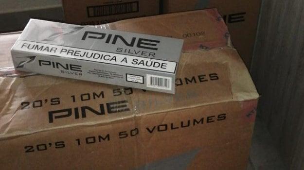 Pine Cigarettes