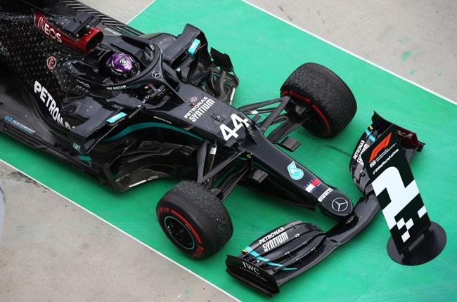 Lewis Hamilton (Mark Thompson/Getty Images)