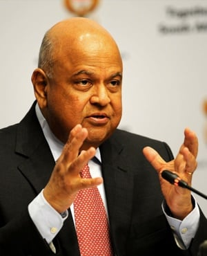 Public Enterprises Minister Pravin Gordhan. (Photo: Gallo)