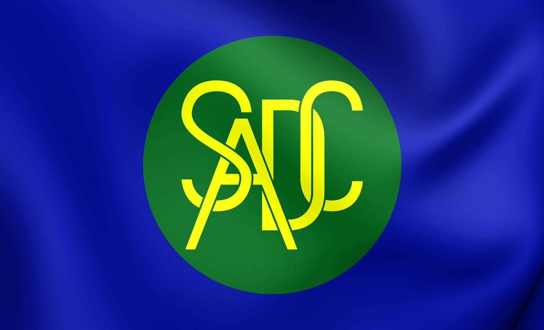 Flag of the Southern African Development Community. Picture: iStock/Gallo Images