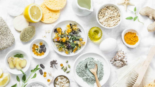 Salad skincare is the key to youthful skin