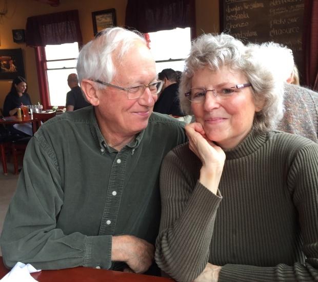 Nick Fowler and wife Dawna