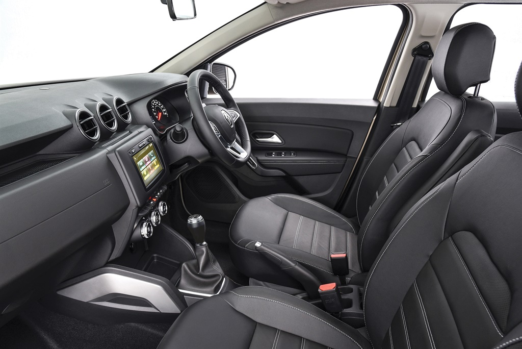 Renault Duster_Dynamique 4X4-Interior Front