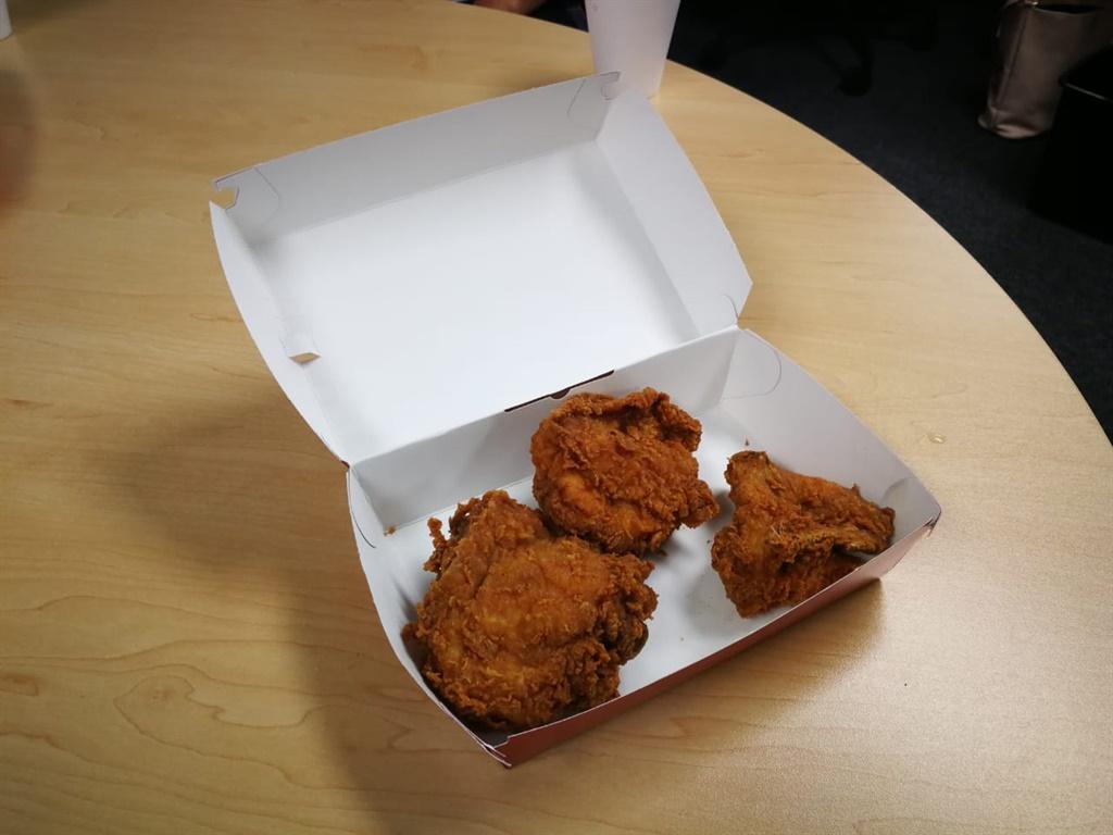 Hungry Lion, KFC, Popeyes Chicken