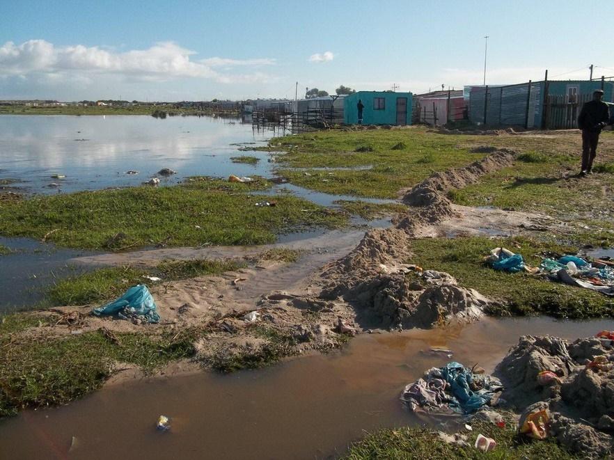 Floods, Mfuleni