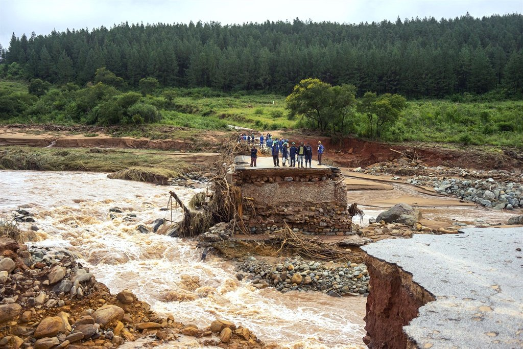 Cyclone Idai: Africa now has an 'inland ocean' where villages once stood