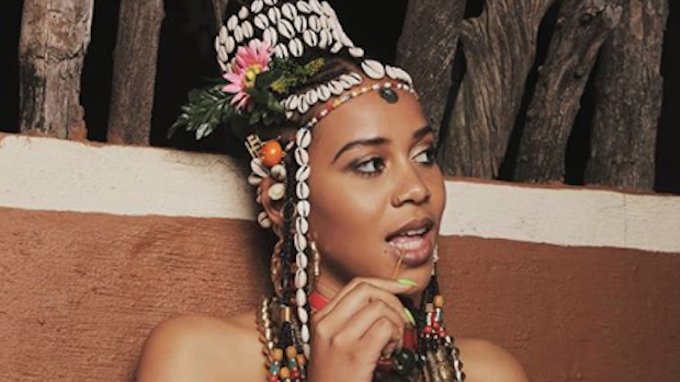 Sho Madjozi On All Things Hair And Braids