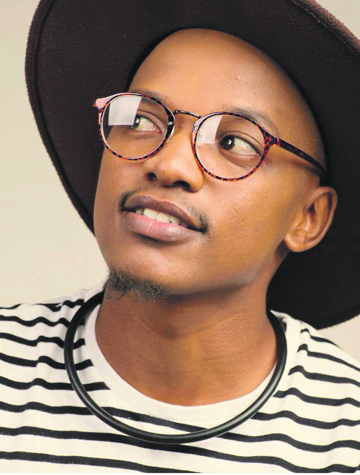 ntsika His talents were unearthed with The Soil and now he's solo and headed for great thingsPHOTO: supplied
