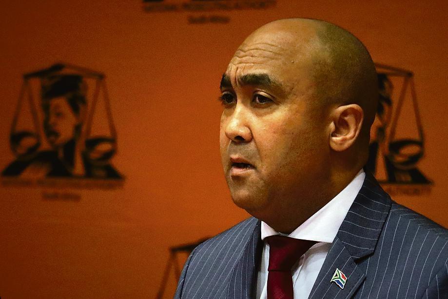 Shaun Abrahams finds new job – in Botswana | City Press