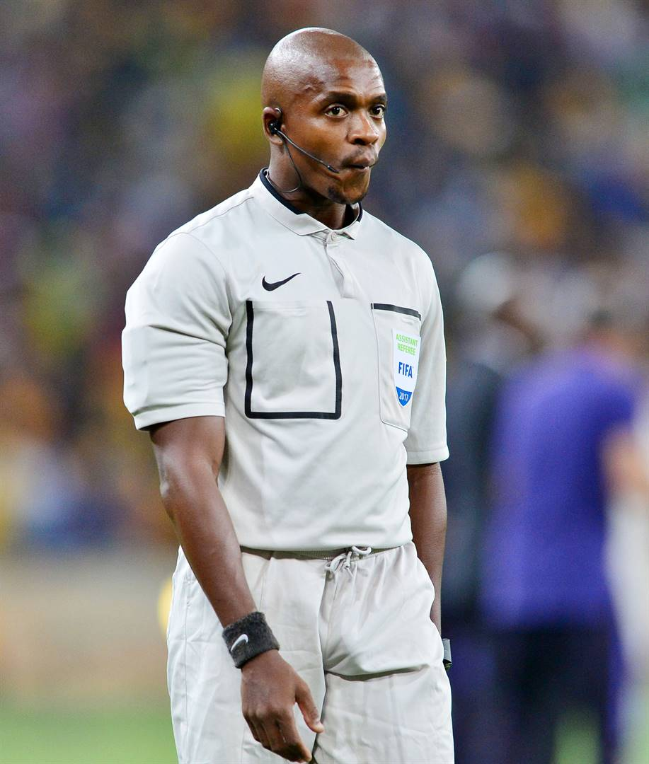 Referees get ready for new season. Picture: Samuel Shivambu/BackpagePix