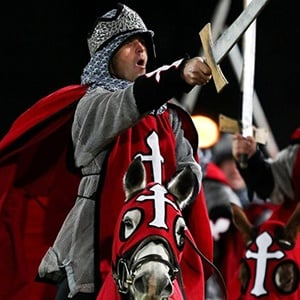 Crusaders horses (Getty Images)