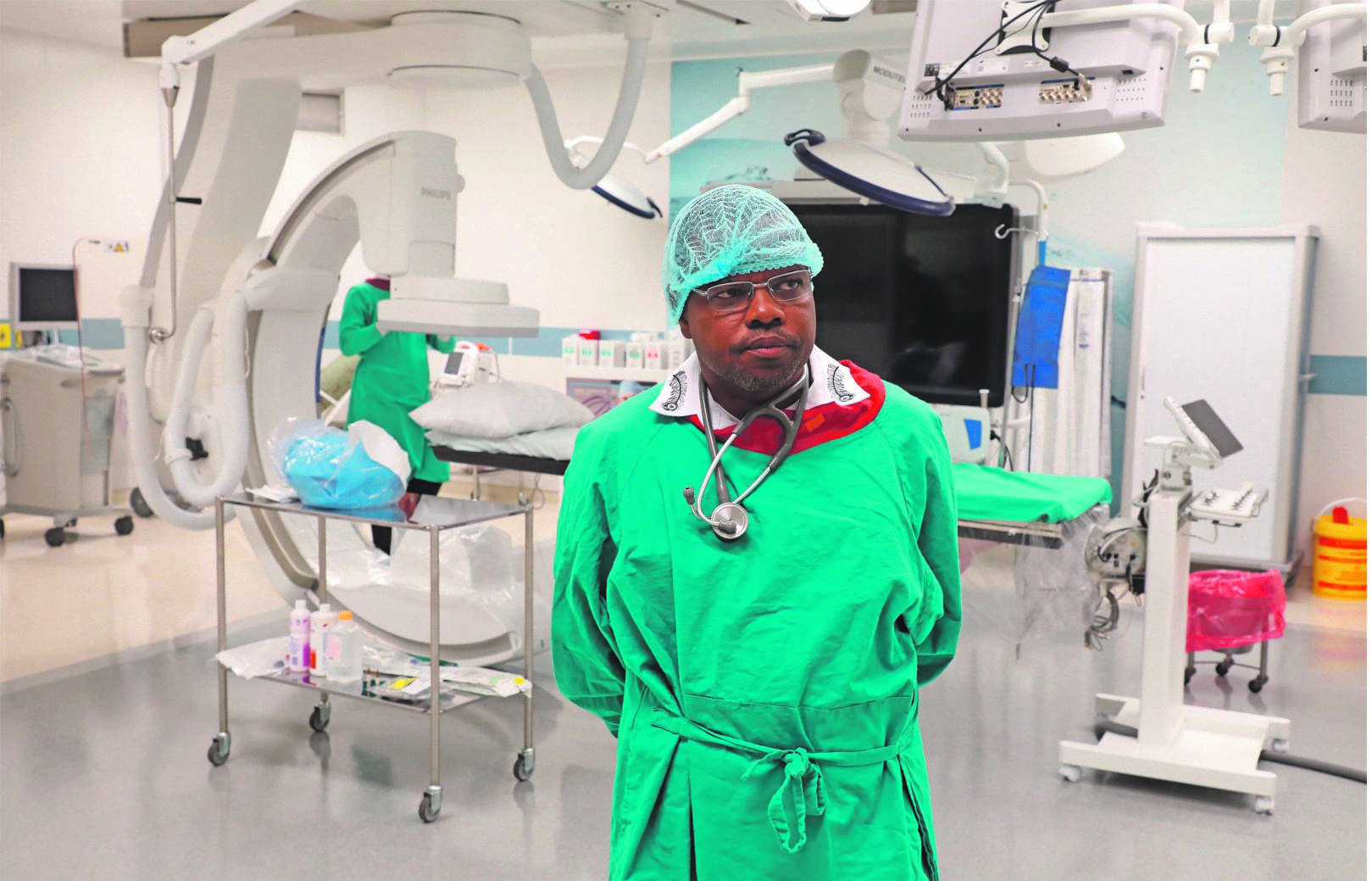 A healthcare system in which private and public systems work together for the benefit of all could be on the cards if we get our act together. Picture: Thulani Mbele/Sowetan