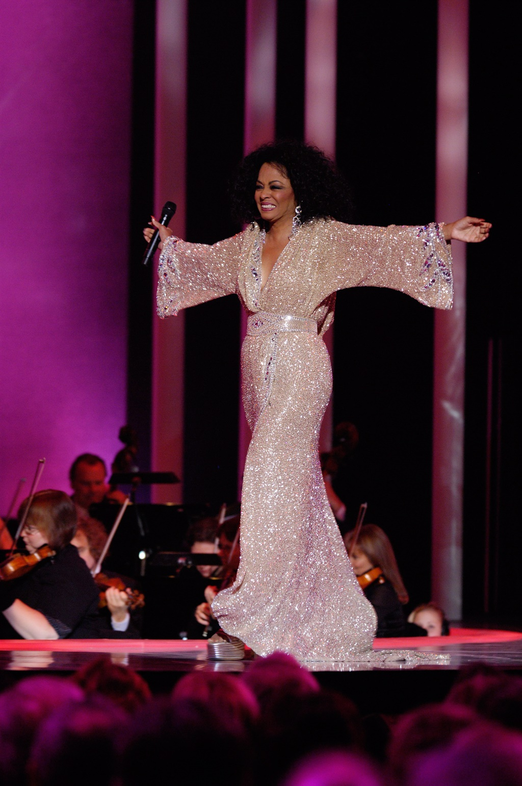 OSLO, NORWAY - DECEMBER 11: Diana Ross performs on