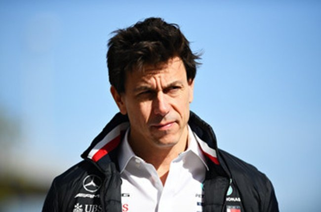 Toto Wolff (Getty Images)