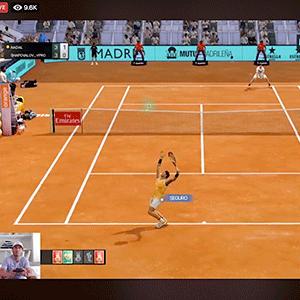 Virtual Madrid Open (PA/Supplied)