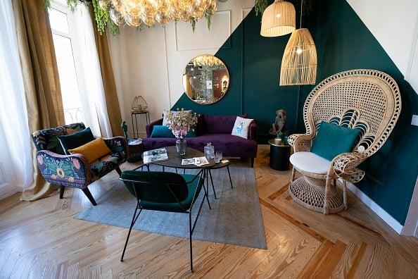 Casa Decor is an exclusive exhibition of interior