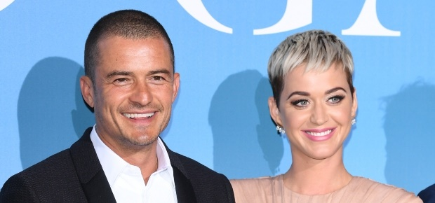 Katy and Orlando. (Photo: Getty/Gallo Images)