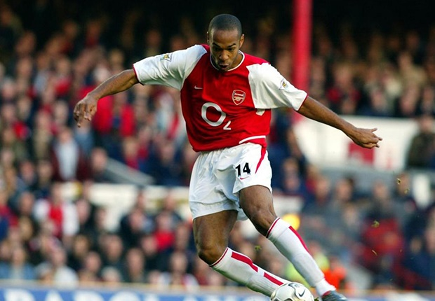 Thierry Henry (Gett Images)