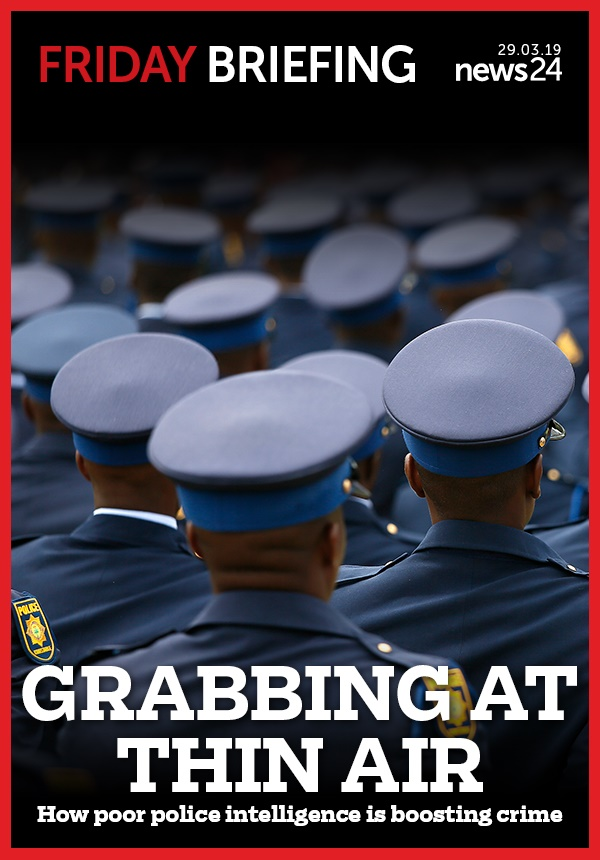 Friday Briefing SAPS cover
