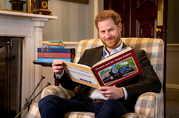 Prince Harry (Photo: Supplied)