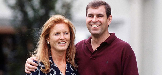 Sarah Ferguson and Prince Andrew. (Photo: Getty Images)