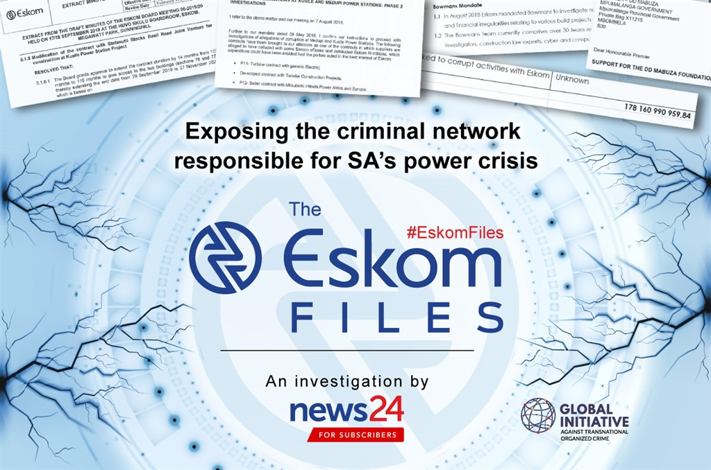 The Eskom Files is an ongoing investigation by News24.