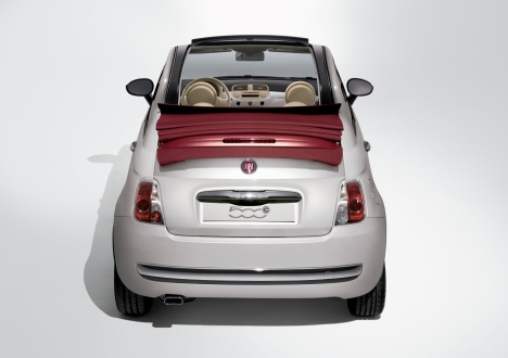 Fiat is very careful not to call its new 500C a ca
