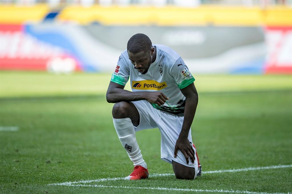 Marcus Thura. Picture: Christian Verheyen/Borussia Moenchengladbach via Getty Images)