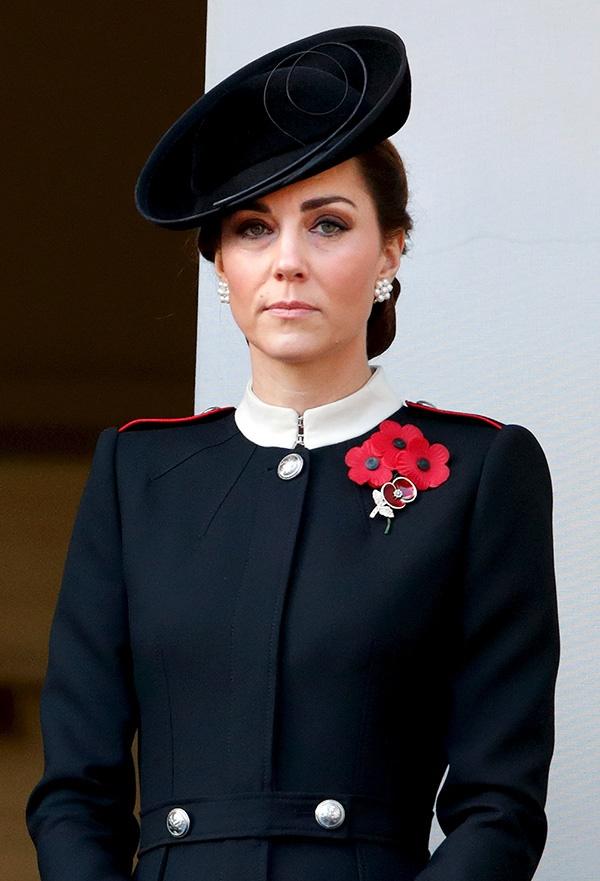 Verlede jaar in November het Kate by die Wapenstil
