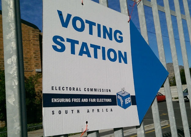 IEC voting station