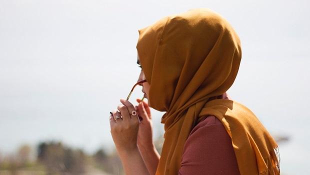 Work, women, soldier, hijab, religion