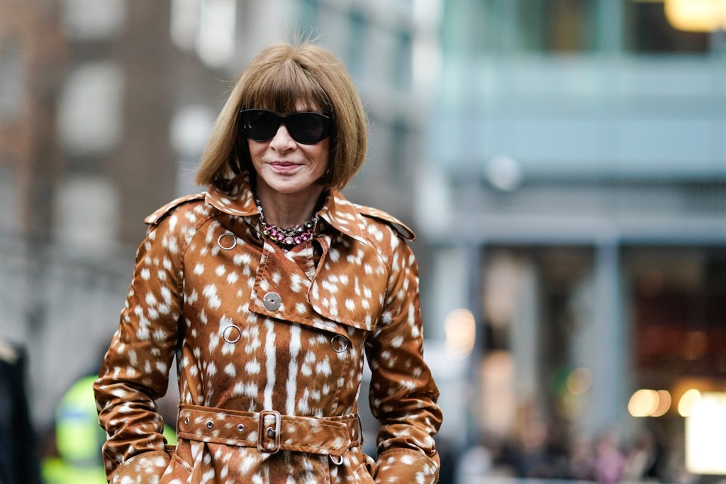 Anna Wintour says fashion shouldn't be instantly d