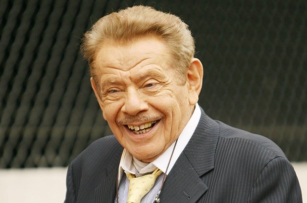 Actor and comedian Jerry Stiller dies at 92: son