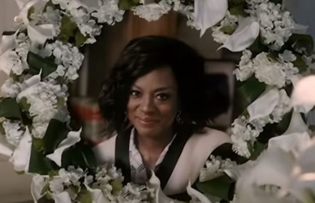 A scene in 'How To Get Away with Murder.' (Screengrab: YouTube)