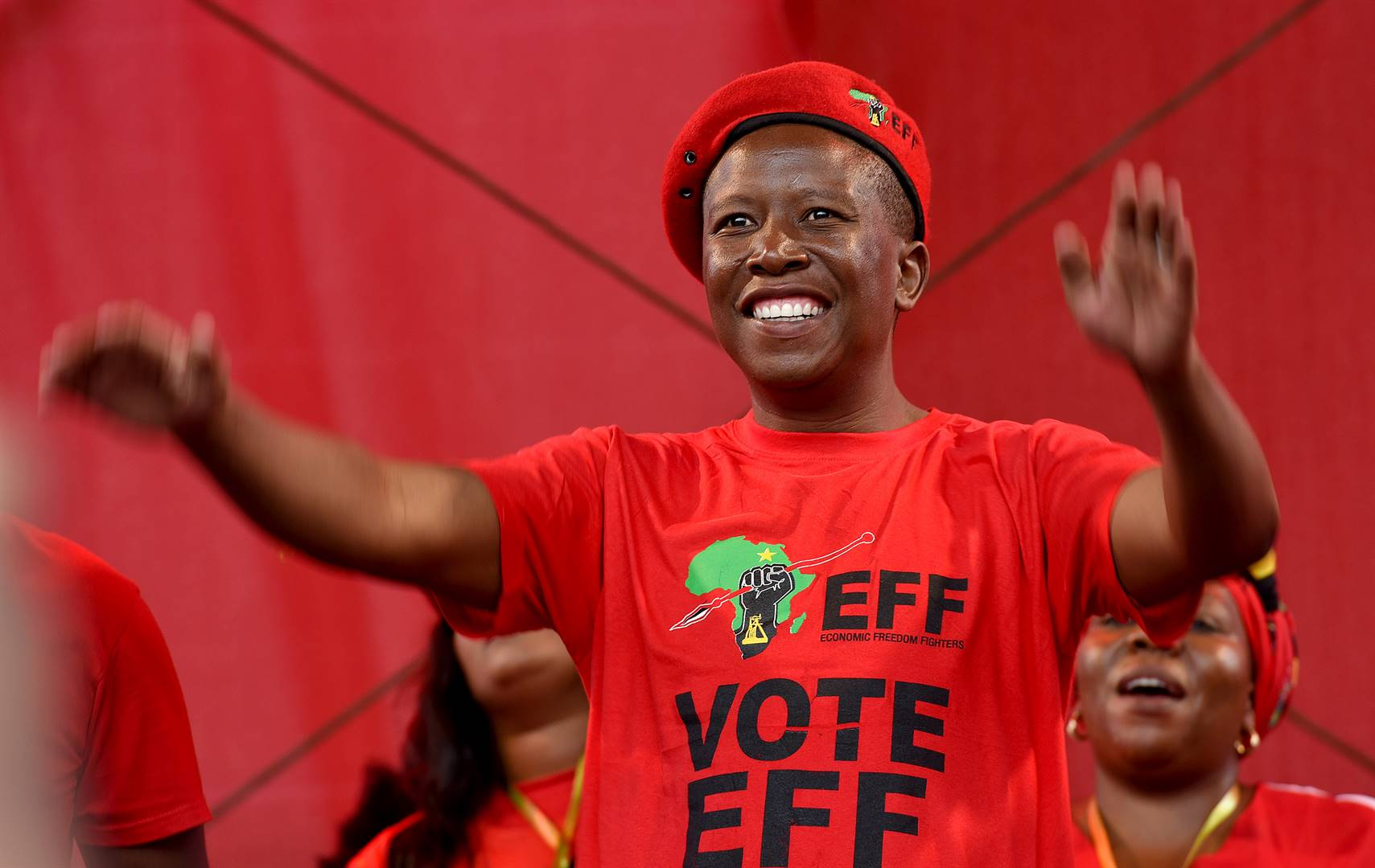 EFF leader Julius Malema. Picture: Tebogo Letsie/City Press